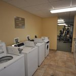 Free Guest Laundry Facility