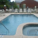Holiday Inn Express & Suites Gulf Shores - Pool Area and Patio