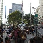 """Wall Street  """"Toro"""""""