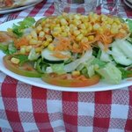 gourgeous salad €6.50