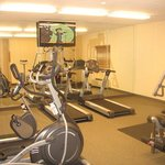 Fitness Center - Open 24 hours