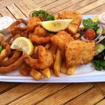 Create your own seafood platter