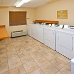 Complimentary Laundry Facility