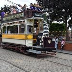beamish tram