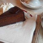 Deliciosa Torta Sacher