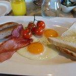 Breakfast for one!