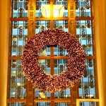 Holidays at the Waldorf=Astoria Hotel, Entry Window