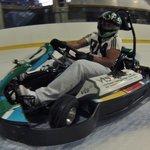 Summer Ice Karting in Verbier