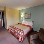 One Bed Guest Room