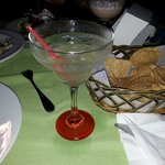 Margarita goes great with fish