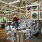 Chase Palm Park carousel