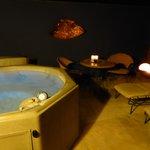 Velvet Hacienda - outdoor spa