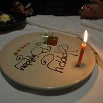 Birthday cake !