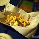 Prawn & Calamari Fritters