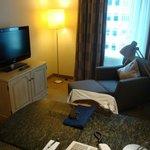 Junior Suite-Lounge area