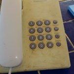 telefon na plaży - nie czyszczony od nowości?!