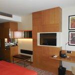 Moevenpick Ankara room