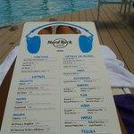 Lista alla piscina