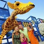 Amazing Lego Creations at Legoland Theme Park!