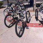 Всю санта-Барбару на велосипеде
