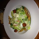 ceasar salad.  don't miss ordering this