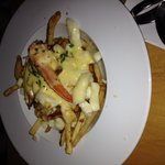Lobster poutine.  perfectly done