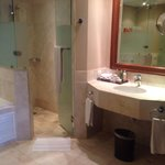 Other side of main bathroom in preferred club master suite ocean front view room