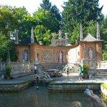 Fontana stile romano