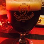 And they had Grimbergen.