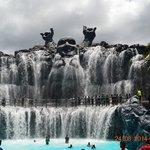 lucky budha falls