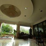 Hall de l'hôtel Taj Resorts Agra