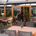 Liechtensteinklamm  - ресторан