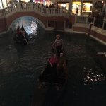 Gondolier Ride