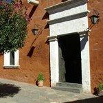 binnenplein Katalina klooster