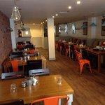 Chattorey Indian Street Kitchen in Gravesend.