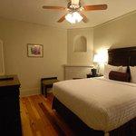 Ursulines Deluxe Queen Guest Room