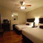 Deluxe Two Queen Guest Room