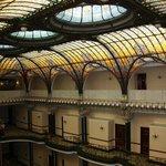 Hotel de estilo Art nouveau