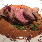 Lamb Rump Fricasse