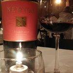 Newton Claret - nice wine!
