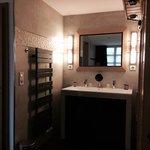 Salle de bains chambre QUARTZ ROSE