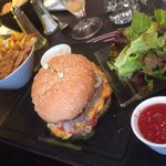 Hamburger américain