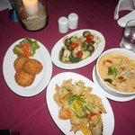 Thai dinner for 2