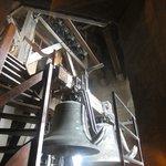 A bell in the Belfry