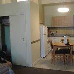 Mini cozinha ótima