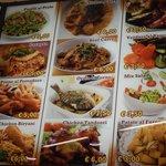 halal vittorio faith - elenco piatti