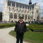 A click at the Jardin du Petit Sablon