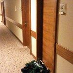 Hilton Garden Inn Konya koridor