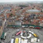 View of the Markt from the Belfry