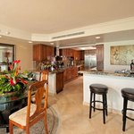 Royal Kai Lani Suite Kitchen